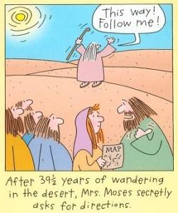 Passover comic
